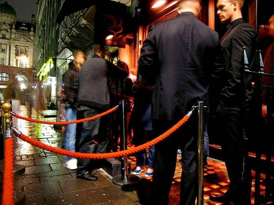 Nightclub security 05
