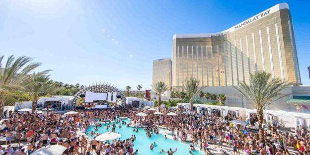 PARTY TOURISM Las Vegas