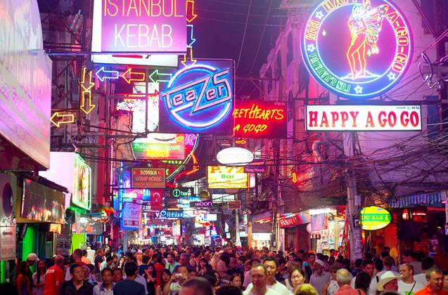 PARTY TOURISM Pattaya