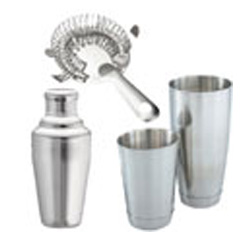 Strainers and Shakers